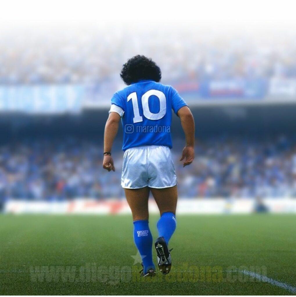 Să nu-l mai plângem demonstrativ pe Maradona